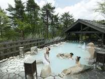 【大浴場】全23種類の湯殿がございます。