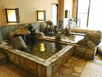 【大浴場】≪拾六の湯≫岩風呂