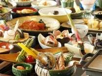 【ご夕食】お選び:海(一例)