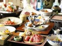 【ご夕食】月替わりの会席料理