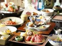【ご夕食】お選び:里(一例)