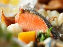【朝食】和膳:焼き魚(一例)