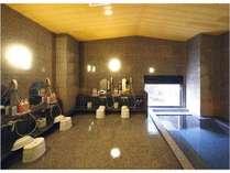 当ホテルオススメの大浴場です。足を伸ばしてゆったりと1日の疲れを癒してください。