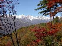 みねかた山頂の景色