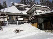 冬のきすげ荘
