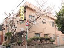 ・外観:大阪中心部へのアクセス抜群!ビジネス・観光でのお泊りに