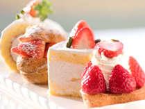 【パティシエ手作り!幸せ美味ケーキ】