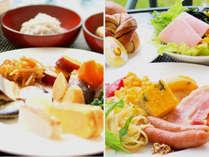 【感動の朝ごはん】和歌山名物・旬の食材豊富なブッフェ