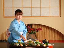 日本料理【四季彩】