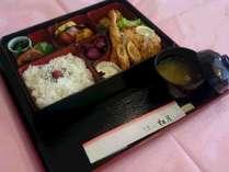 【平日限定】☆お部屋de夕食×出張応援☆大満足のお弁当セット♪普通駐車無料☆