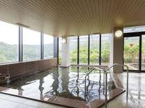 *天然温泉/北竜湖眺望の大浴場