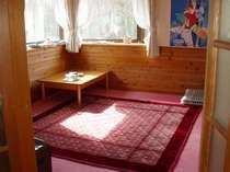 新館の談話室。