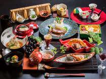 【ハイグレード】~信州サーモンの会席料理コース~★特別フロアご宿泊プラン♪