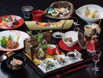 【2017年】ご夕食 テーマは「芸術の町 松本」