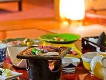 【1泊2食付】肌に優しい寛ぎの湯と季節替わりの和会席♪丹泉ホテル満喫 基本プラン【個室会食】
