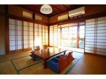 エコノミー和室(8畳+縁側3畳)