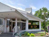 *【外観】当館は十和田湖、奥入瀬渓流、八甲田山の観光拠点に最適です!