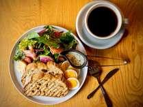 【朝食】彩り野菜のサラダセット