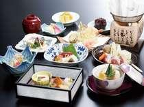 秋~冬会席料理例(実際とは異なることもございます)