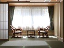 《西館》二間和室一例