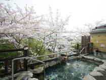 大浴場露天風呂一例