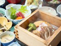 *【夕食一例】和食膳