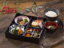 ■【朝食】和定食の一例