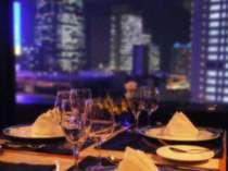 14階のレストラン「アルページュ」からはみなとみらいの夜景がご覧いただけます。