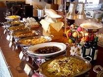 レストランアルページュは四季のお料理が豊富です♪