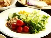 毎日、厳選食材をご提供!最上階レストランで爽やかなブッフェタイムをお過ごし下さい♪