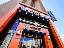 アパホテル<札幌すすきの駅前>地下鉄東豊線「豊水すすきの駅」3番出口すぐ隣