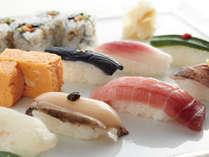 日本食「雅庭」鮨(イメージ)