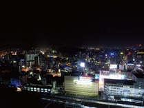 20階部屋からの夜景