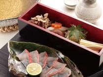 日本食「雅庭」会席(イメージ)