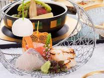 日本食「雅庭」御造り(イメージ)