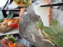 【春限定】福井の鯛ってどうしてこんなにおいしいの♪はれや鯛しゃぶ会席プラン