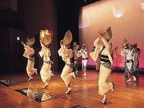 阿波踊り会館の阿波踊り