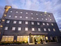・【外観】国道7号線沿い、秋田から大館、弘前、青森へのアクセスに便利