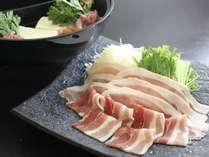 【群馬県産 氷室豚vs上州牛】2つのお鍋料理で2度おいしい