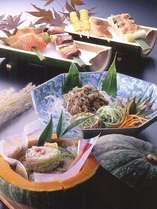 実りの秋旬彩料理