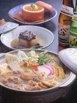 熱々鍋 冬の旬彩料理