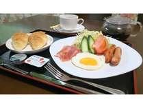 朝食 洋食(コーヒー 紅茶)