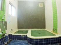 *【風呂】天然鉱石を使用しているお風呂に浸かって、心身ともにリフレッシュ!