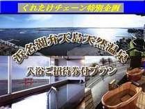☆当館よりお車10分!!【浜名湖弁天島天然温泉】入浴ご招待券付♪