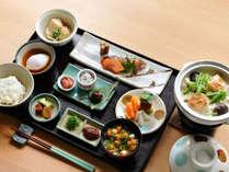 【朝食イメージ】身体が喜ぶ和御膳をご用意しております。