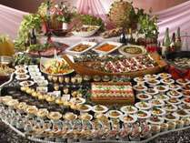 <平日>創作バイキング★ダイニング川長プラン~地元食材を用いたお料理をお楽しみ下さい♪~