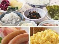 ≪平日≫24:00チェックインもOK!約30種類の朝食バイキング付きプラン