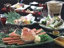 【冬の至福】 『10個のまるごとおもてなし』蟹1杯+のどぐろ+地魚+加賀野菜♪