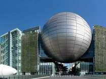 名古屋市科学館【ホテルより徒歩5分】