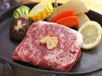 飛騨牛ステーキ(一例)